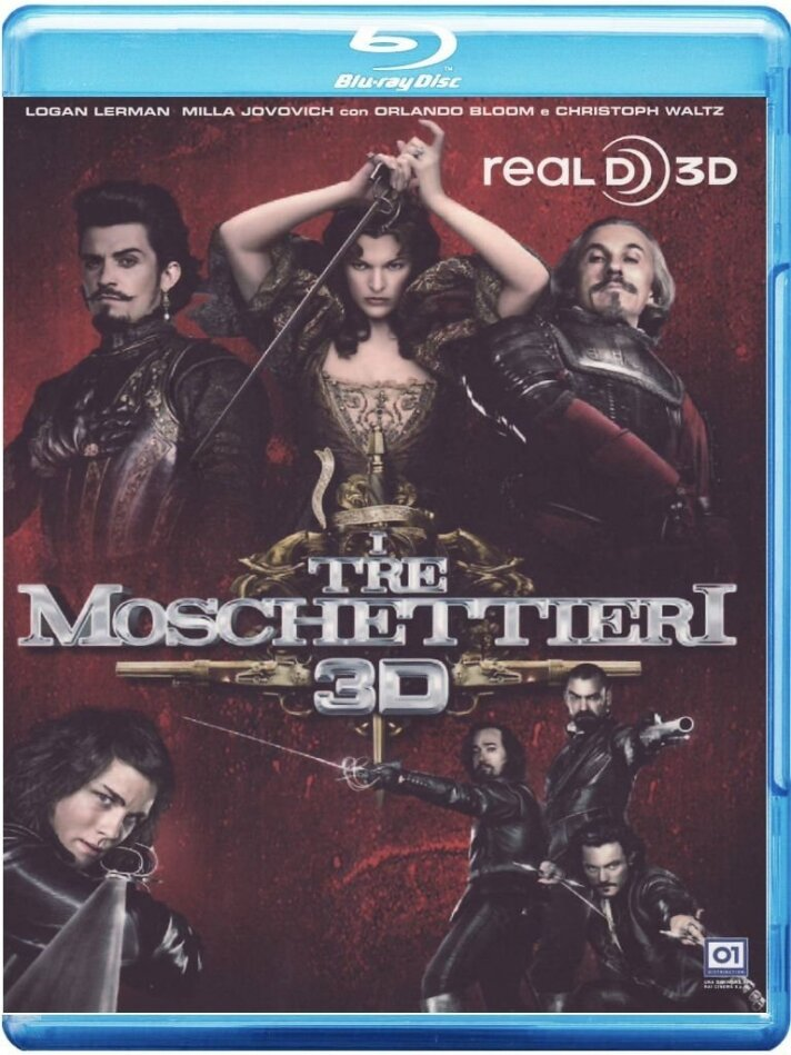 I Tre Moschettieri (2011)