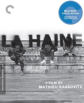 La Haine (1995) (Criterion Collection)