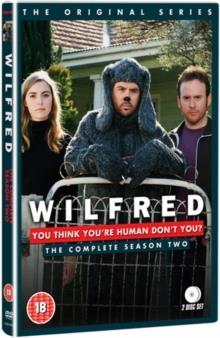 Wilfred - The original Australian - Season 2 (2 DVDs)