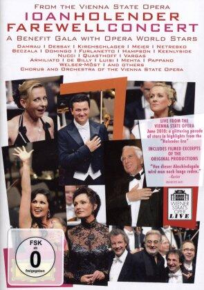 Ioan Holender Farewell Concert (Deutsche Grammophon, 2 DVDs)