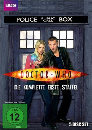 Doctor Who - Staffel 1 (New Edition / 5 DVDs)