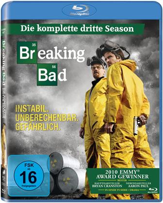 Breaking Bad - Staffel 3 (3 Blu-rays)