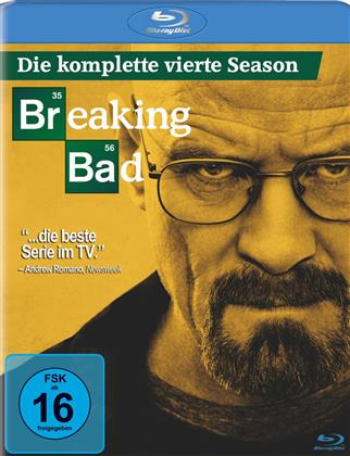 Breaking Bad - Staffel 4 (3 Blu-rays)