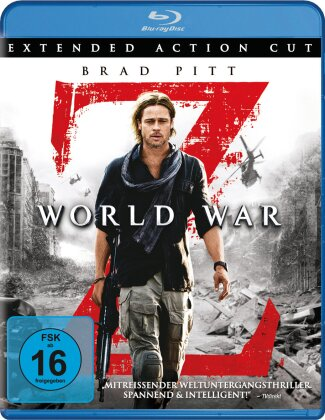 World War Z (2013) (Extended Action Cut)