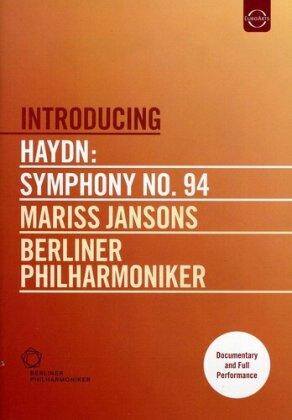 Berliner Philharmoniker & Mariss Jansons - Haydn - Symphony No. 94 (Euro Arts, Introducing)