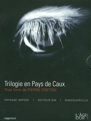 Trilogie en pays de Caux - Trois films de Pierre Creton (2006) (s/w, 2 DVDs)