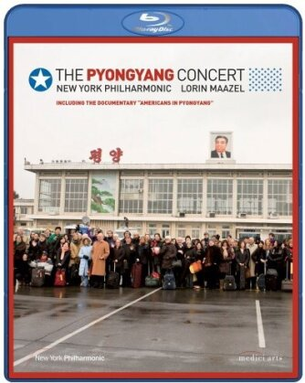 New York Philharmonic & Lorin Maazel - The Pyongyang Concert (Medici Arts)