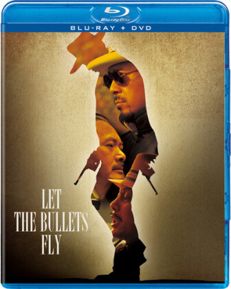 Let the Bullets fly (Blu-ray + DVD)