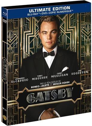 Gatsby le magnifique (2013) (Blu-ray + DVD)