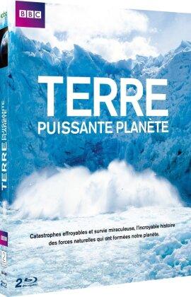 Terre - Puissante planète (BBC, 2 Blu-ray)