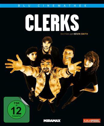 Clerks - Die Ladenhüter (1994) (Blu Cinemathek)