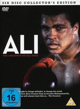 Ali - The Greatest of All Time (Collector's Edition, 6 DVD)