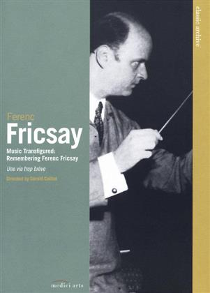 Radio-Symphonie-Orchester Berlin & Ferenc Fricsay - Music Transfigured - Remembering Ferenc Fricsay (Medici Arts, Classic Archive)