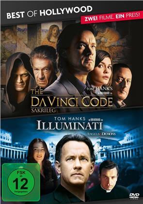 The Da Vinci Code - Sakrileg / Illuminati - Angels & Demons (Best of Hollywood)