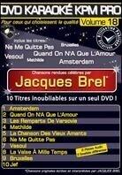 Karaoke - KPM Pro Vol. 18 - Jacques Brel