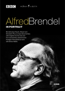 Alfred Brendel - In Portrait (Opus Arte, BBC, 2 DVDs)