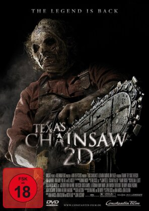 Texas Chainsaw 2D (2013)
