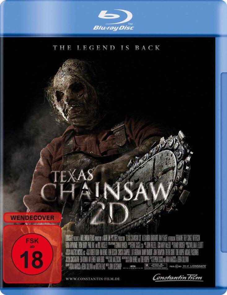 Texas Chainsaw 2D (2013)