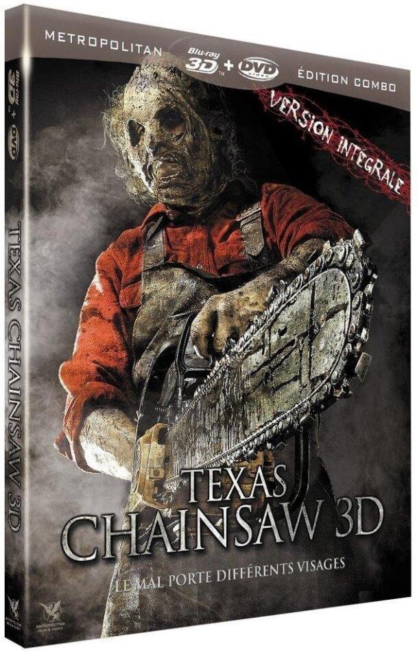 Texas Chainsaw (2013) (Blu-ray 3D (+2D) + Blu-ray + DVD)