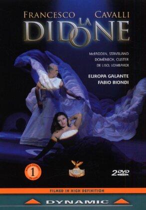 Orchestra Europa Galante, Fabio Biondi, … - Cavalli - La Didone (Dynamic, 2 DVDs)