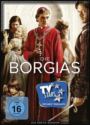 Die Borgias - Staffel 1 (3 DVDs)
