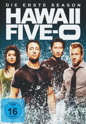 Hawaii Five-O - Staffel 1 (2010) (6 DVDs)