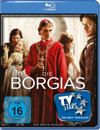 Die Borgias - Staffel 1 (3 Blu-rays)
