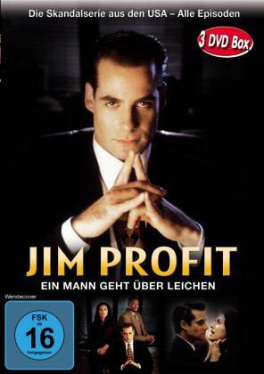 Jim Profit - Ein Mann geht über Leichen (3 DVDs)