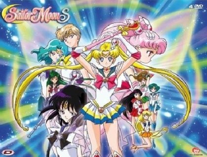Sailor Moon S - Stagione 3 - Box 2 (Remastered, 4 DVDs)