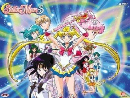 Sailor Moon S - Stagione 3 - Box 2 (Versione Rimasterizzata, 4 DVD)