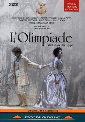 Venice Baroque Orchestra, Andrea Marcon, … - Galuppi - L'Olimpiade (Dynamic, 2 DVDs)