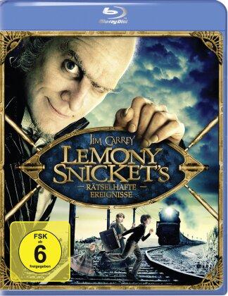 Lemony Snicket - Rätselhafte Ereignisse (2004)