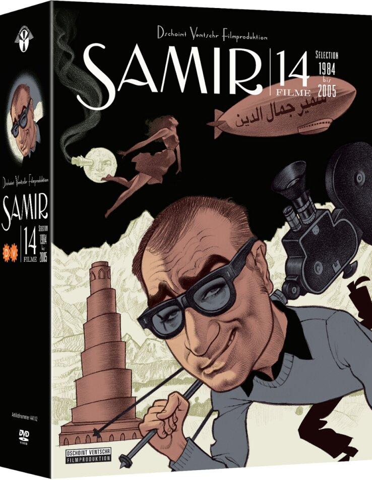 Samir - 14 Filme, Selection 1984 - 2005 (8 DVDs)
