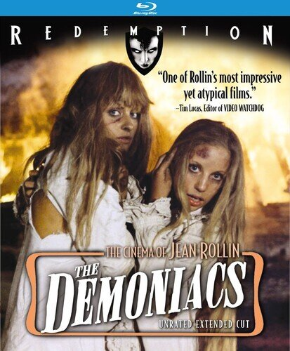 Demoniacs - Demoniacs / (Exed Sub Ws) (1974) (Extended Edition, Widescreen)