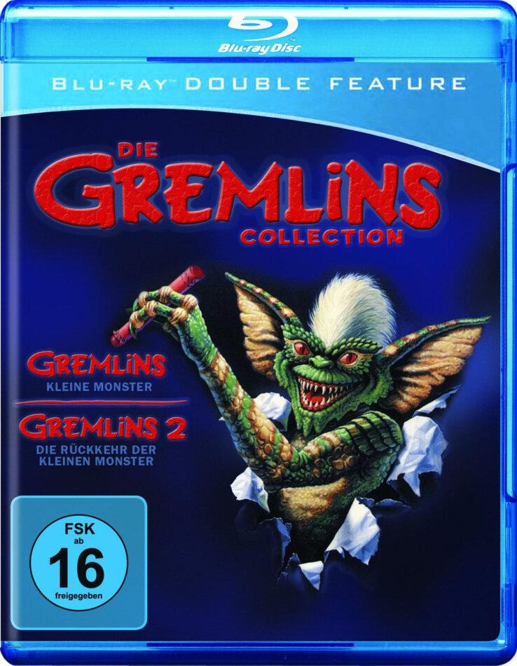 Die Gremlins Collection - Gremlins / Gremlins 2 (2 Blu-rays)
