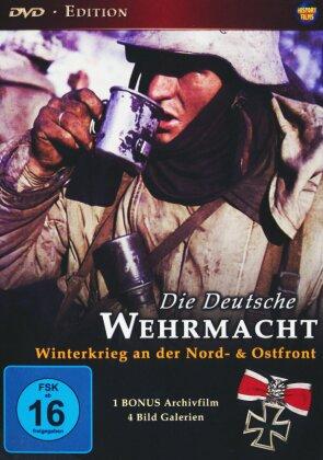 Die Deutsche Wehrmacht - Winterkrieg an der Nord- & Ostfront (s/w)
