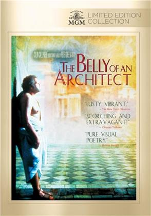 The belly of an architect (1987) (Blu-ray + DVD)