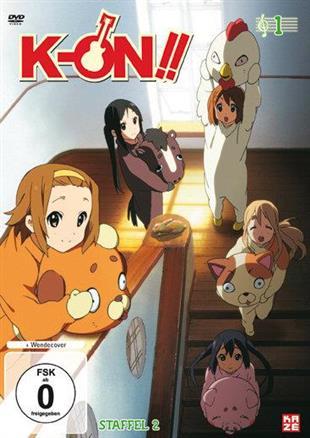 K-On! - 2. Staffel - Vol. 1