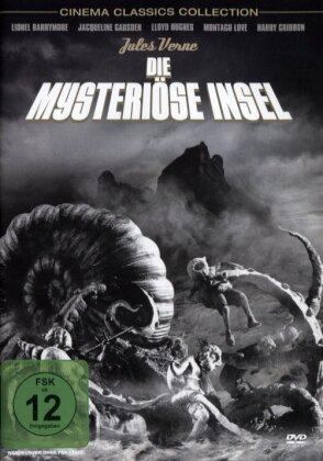 Die mysteriöse Insel - Jules Verne (1929)