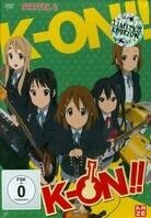 K-On! - 2. Staffel - Vol.1 + Sammelschuber