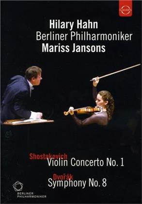 Berliner Philharmoniker, Mariss Jansons, … - Dvorák / Shostakovich / Weber (Euro Arts)