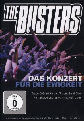 Busters - Das Konzert für die Ewigkeit (2 DVDs)
