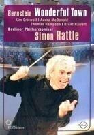 Berliner Philharmoniker, Sir Simon Rattle, … - Bernstein - Wonderful Town (Euro Arts)