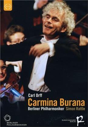 Berliner Philharmoniker, Sir Simon Rattle, … - Orff - Carmina Burana (Euro Arts)