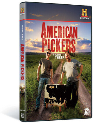 American Pickers - Vol. 3 (2 DVDs)