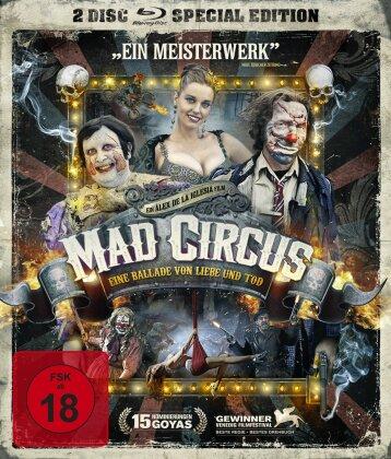 Mad Circus - Eine Ballade von Liebe und Tod (2010) (Special Edition, 2 Blu-rays)