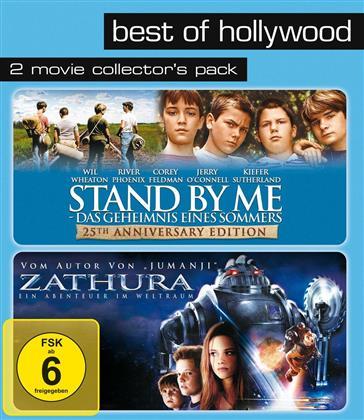 Stand By Me - Das Geheimnis eines Sommers / Zathura - Ein Abenteuer im Weltraum (Best of Hollywood, 2 Movie Collector's Pack)