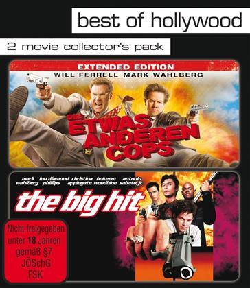 The big hit / Die etwas anderen Cops (Best of Hollywood, 2 Movie Collector's Pack)