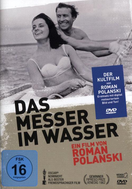 Das Messer im Wasser - Nóz w wodzie (1962) (1962)
