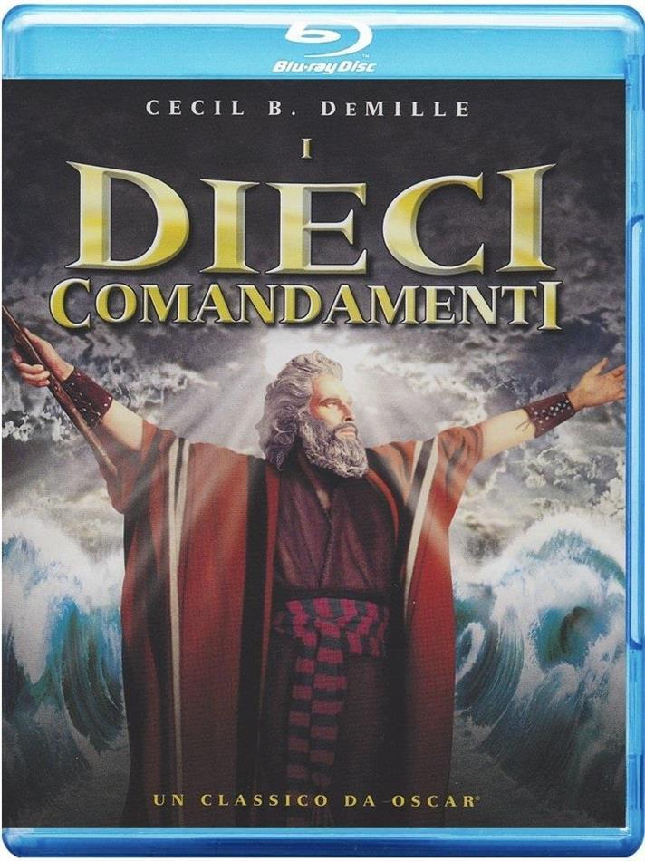 I dieci comandamenti (1956) (2 Blu-rays)